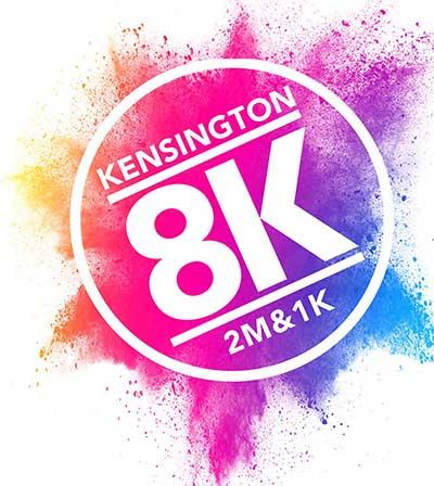Kensington 8k Logo